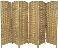 divider privacy screen outdoor folding oriental furniture wider larger bigger low room on wheels outdo