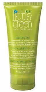 LITTLE GREEN Уход <b>отшелушивающий и очищающий</b> от ...