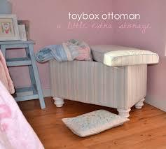 diy ottoman storage bench