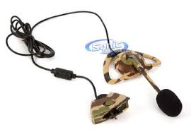 dreamgear x talk camo xbox 360 broadcaster ear hook gaming headset product dream gear x talk camo headset dg360 1717