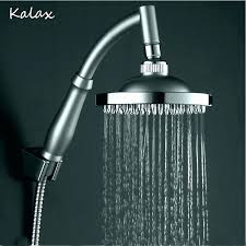 shower heads with handheld attachment bathroom shower heads handheld bathtub head attachment bath and hose with