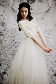modest wedding dresses with 3 4 sleeves lace naf dresses