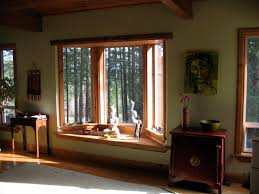 bay window furniture. Excellent Furniture Vivacious Aikia With Wooden Flooring And Bay Bedroom Window Furniture.