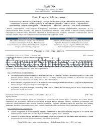 Resumesvent Planning Resume Business Planxample Lovely Planner