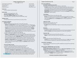 Day Care Resume Preschool Teacher Resume Sample Perfect 11 Printable Daycare Resume