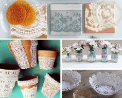 40 adorable diy projects with lace you