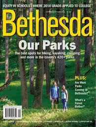 Bethesda Magazine September October 2018 By Bethesda