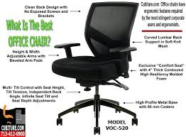 adjustable lumbar support office chair. Office Chair Lumbar Support New Best For Small Home Remodel Ideas With . Adjustable I