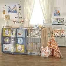 woodland nursery accessories fox crib bedding boy together with fox baby bedding sets plus woodland fox