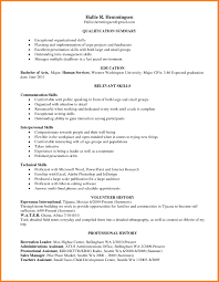 Computer Skills For Resume Examples Best Of Fresh Munication Skills Examples For Resume Examples Of Resumes