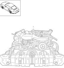 porsche 911 997 parts m97 70 replacement engine