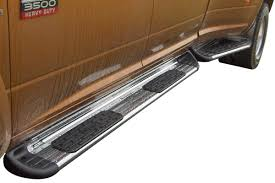 Luverne Side Entry Step Running Boards - FREE SHIPPING