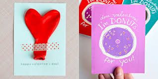 35 cute diy valentine s day cards homemade card ideas for valentine s day