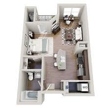 Videos Ive Seen Stylish Studio Apartments Layout Studio Apartment Setup  Ideas.