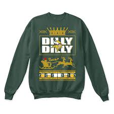 Minnesota Vikings Light Up Sweater Bud Light Dilly Dilly Minnesota Vikings Ugly Christmas