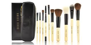bobbi brown makeup brush set includes delivery