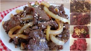 Coba resep berbeda dengan tahu teriyaki, hidangan ala restoran jepang yang praktis. Resep Beef Teriyaki Ala Ala Jepang Bikinnya Simple Soal Rasa Sukaa Banget Modern Id