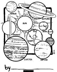 Small Picture Solar System Coloring Pages Coloring Pages Kids