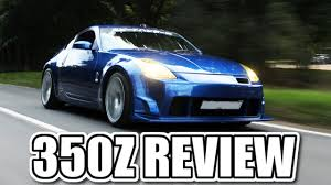 🐒 NISSAN 350Z REVIEW - THE DAILY DRIFT CAR - YouTube