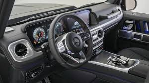 In other words, have at it with the interior of the g500. Brabus Mercedes G Class 0 100km H In 5 7 Seconds Only