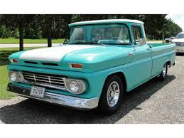 1962 Chevrolet C/K 10 for Sale on ClassicCars.com
