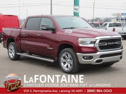 New 2019 RAM All-New 1500 Big Horn/Lone Star Crew Cab in Fenton ...