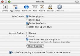 how to enable javascript browser javascript settings
