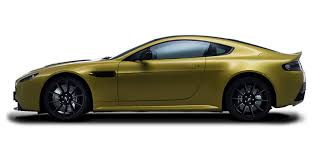 A Profile That Maintains The Iconic Beauty Of Aston Martin Vantage, But  Adds Much More, V12 Vantage S Packs A Stunning Visual Punch.