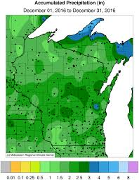 Evaporation Potential Chart Wisconsin State Climatology Office