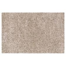 Coquille Rug Light TaupeCharcoal