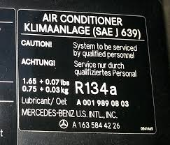 Refrigerant Pressure For A 2002 Ml500 Help Please
