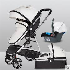2019 newber baby stroller leather baby pram 3 in 1 with car seat for newborn 0 3 years carriages from breenca 561 01 dhgate com