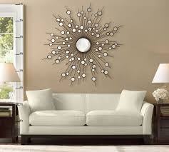 how to decorate a mirror out frame living room decorating walls rustic full size of