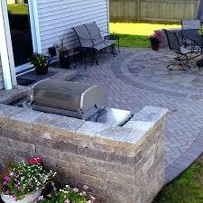 Backyard Paver Designs Mesmerizing Small Paver Patio Designs Large Size Of Patio Design Ideas S Raised