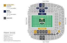Notre Dame Football 2019 Seating Chart Aviva Stadium Seating Map 08 16 19 Aer Lingus College