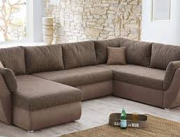 Sofa In U Form Wohnlandschaft Couchgarnitur Xxl Sofa U Form