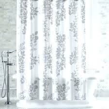 gray and black shower curtains grey shower curtains light grey shower curtain 6 grey ruffle shower
