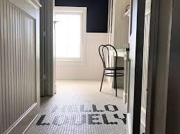 custom tile words on your floor! all the heart eyes! | home sweet ...