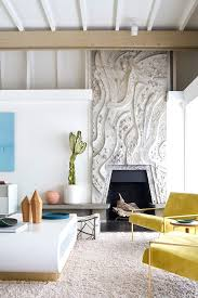 mid century modern mod colors practically beg for a little southwest lovin to make them that much richer add a cactus or three to a mid century design to