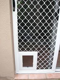 screen door pet guard sliding screen door with dog built in pet installation screen door pet screen door pet