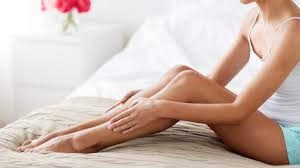 stop hair growth on legs naturally