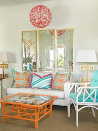 Orange And Yellow Living Room Triadic Color Scheme What Is It And How Is It Used