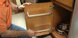 how to make a kitchen cabinet rack to lids for pots today s homeowner