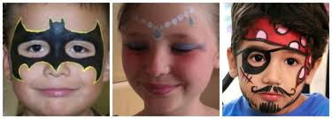 good luck with your face painting remember the kids happiness is less important than your inner perfectionist