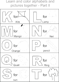 Alphabet Coloring Pages Printable Letter A Coloring Page Alphabet