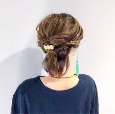 卒業式での母親のミディアムやボブ髪型2018のヘアアレンジをチェック