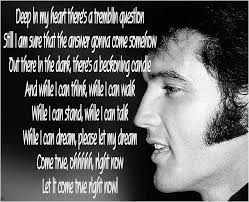 Elvis Quotes Unique Elvis Presley Quotes WeNeedFun