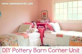 l shaped beds with corner unit.  Shaped L Shaped Twin Beds With Corner Table Pottery Barn Store It Unit That  S For   With L Shaped Beds Corner Unit