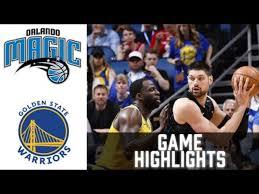 Magic Vs Warriors HIGHLIGHTS Full Game | NBA February 11