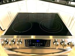 flat top stove cover